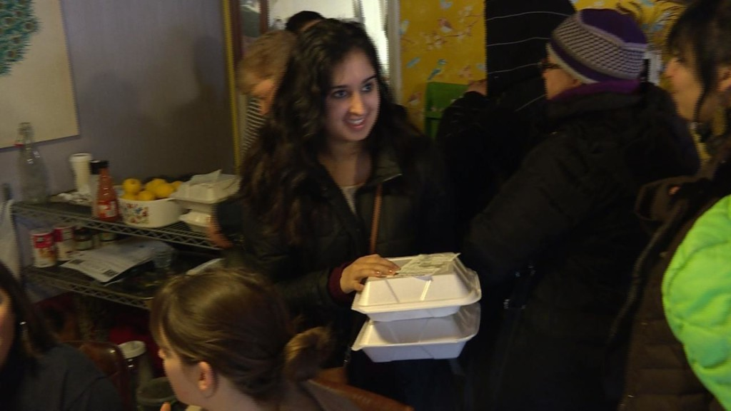 Downtown restaurant hosts brunch benefiting local refugees