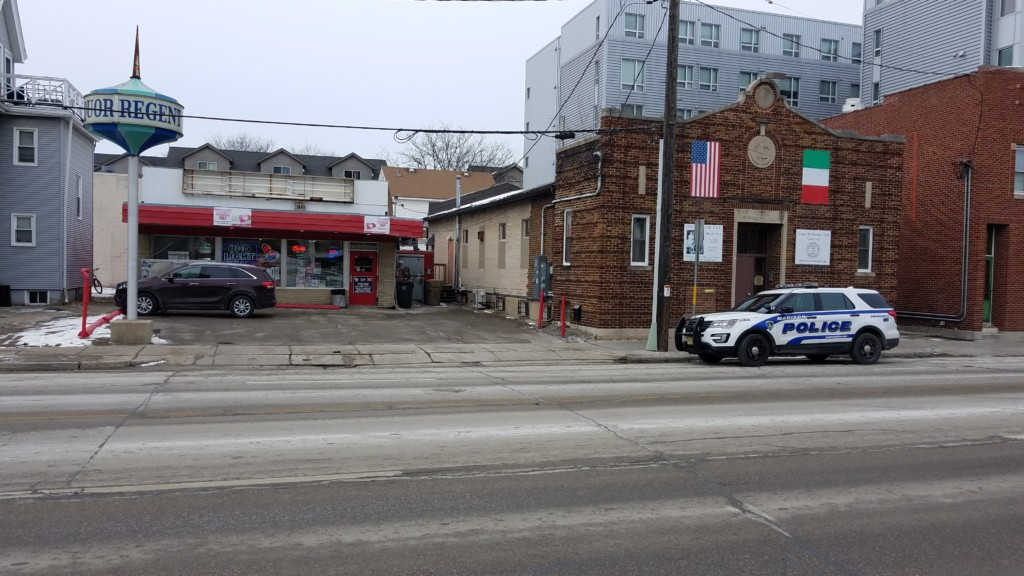 Madison police search for man after armed robbery at Regent Street Liquor