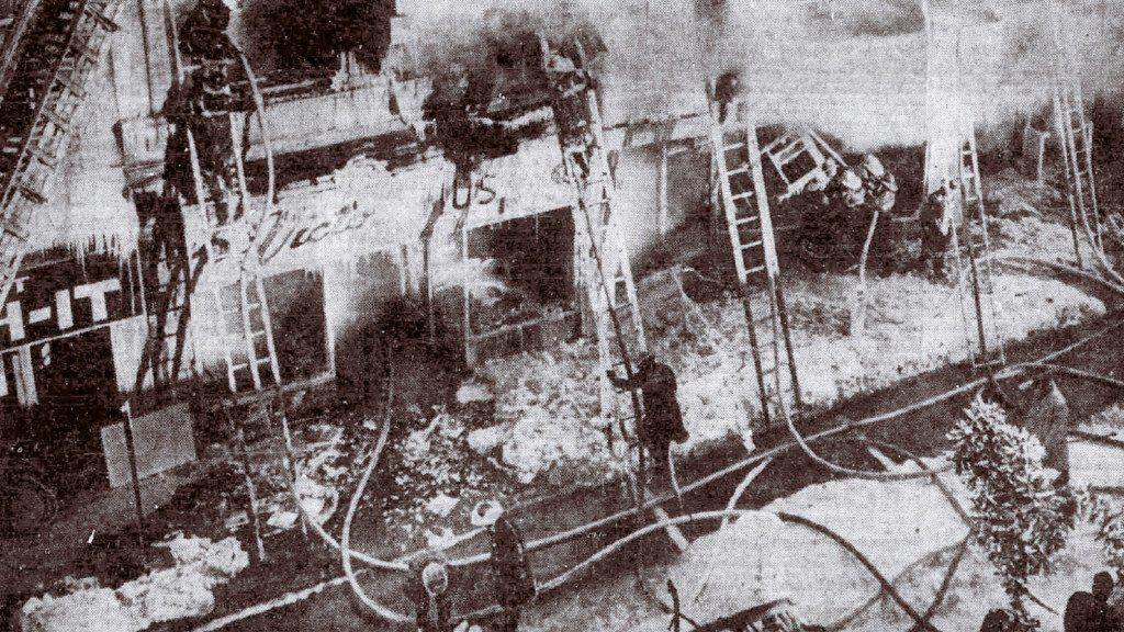 Fateful flames: A look back on fires affecting beloved Madison-area eateries
