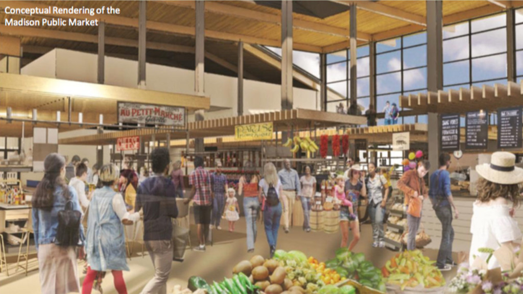Madison Public Market updates location plan