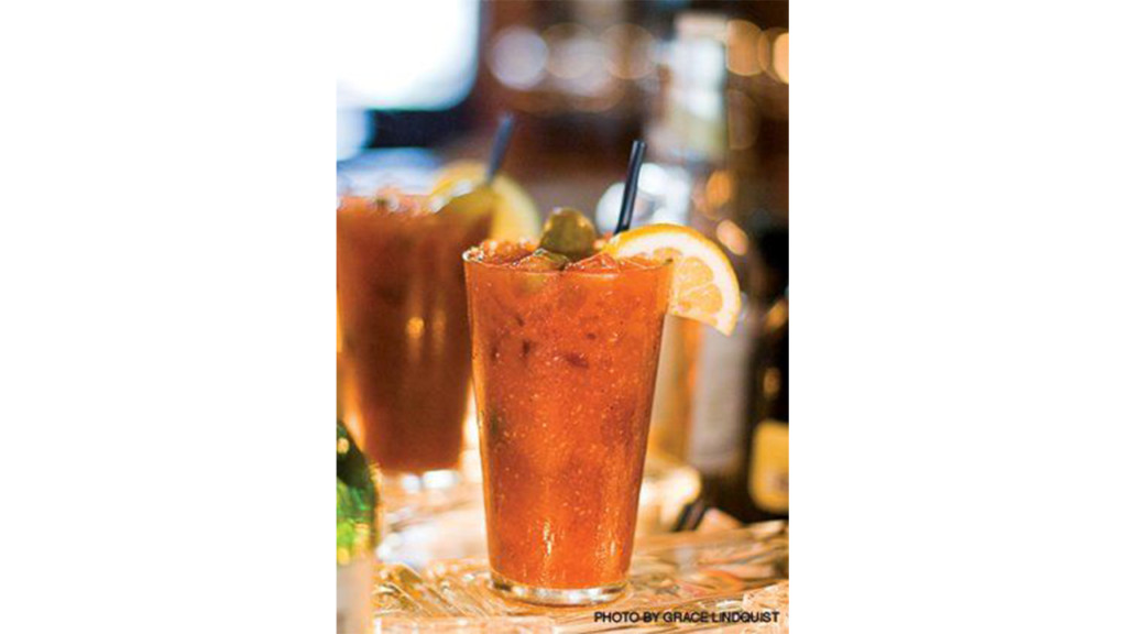 The Restorative Bloody Mary