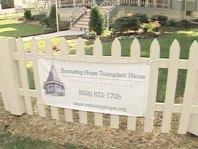 Transplant house opens in Middleton