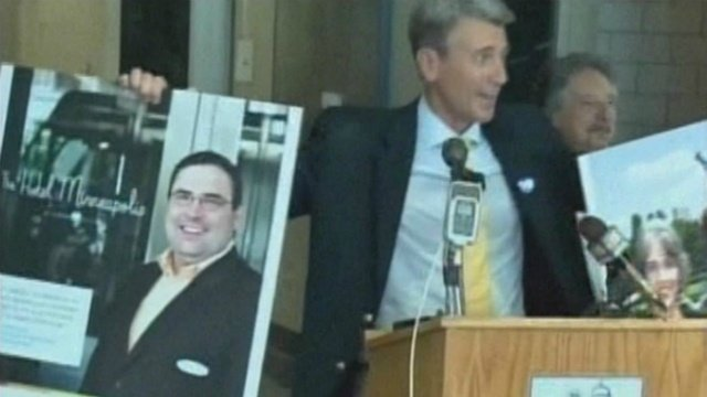 Mayors unveil Minn. same-sex marriage ads