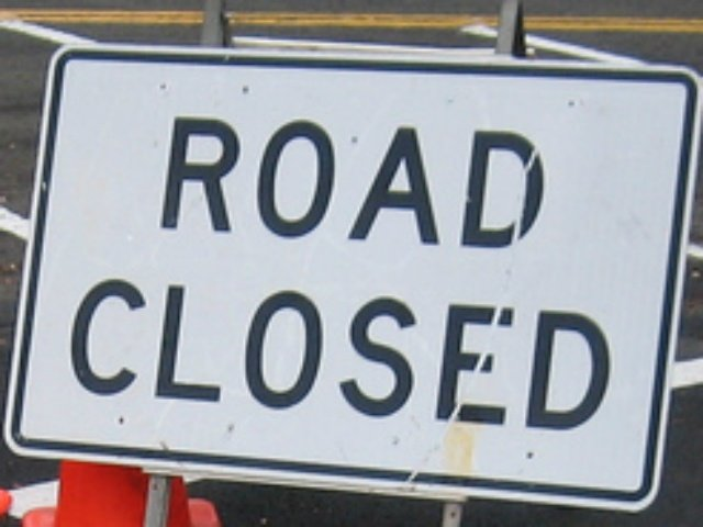 Construction will close near east side intersection over weekend