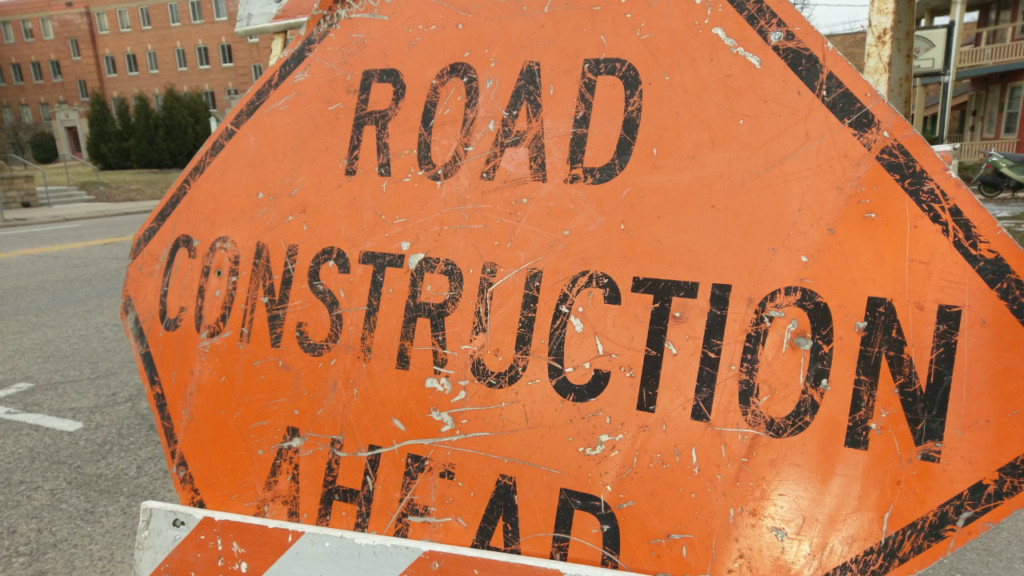 Downtown street to close next week