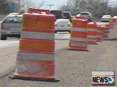 Work zones to close during Memorial Day weekend