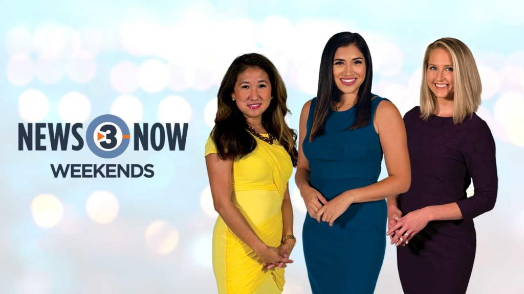 News 3 Now Weekends