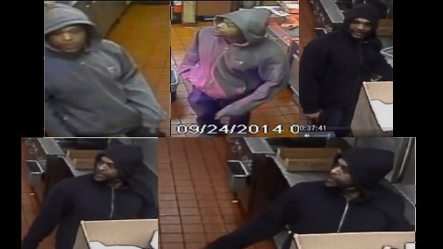 Police hope public can ID serial robbery suspect