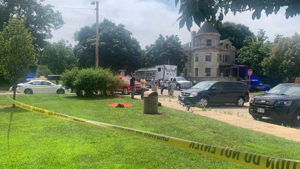 Rock County Courthouse evacuated after chemical spill