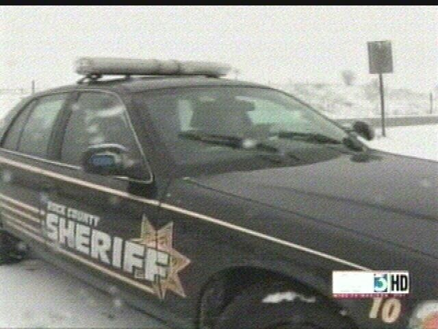 Sheriff: Man arrested on 8th OWI charge after crashing stolen vehicle