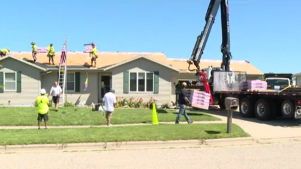 Call for Action story leads to fixed roof for Janesville woman