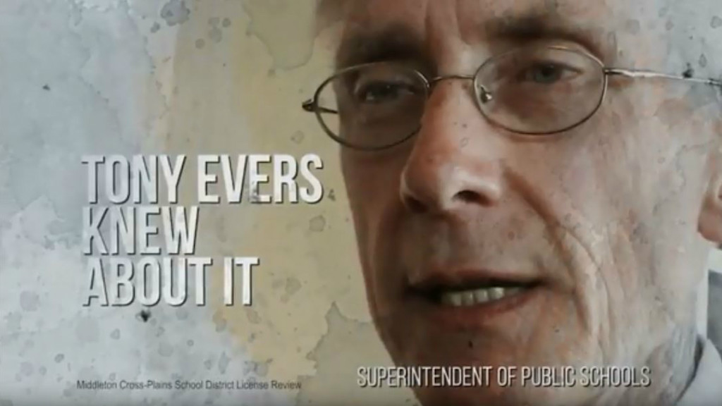 Reality Check: Context needed in Republican Party ad against Evers over teacher conduct