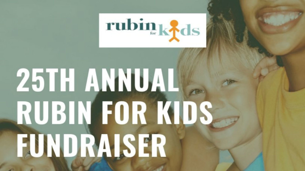 Editorial: Rubin for Kids celebrates 25 years of supporting our kids