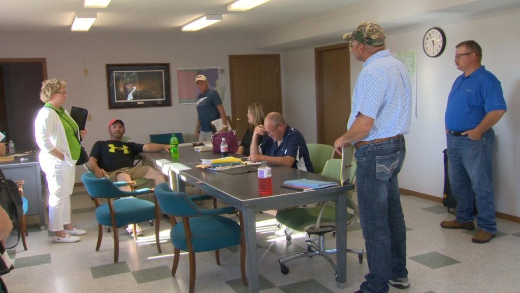 'They wouldn't even meet with volunteers,' Group continues battle with Rural Medical
