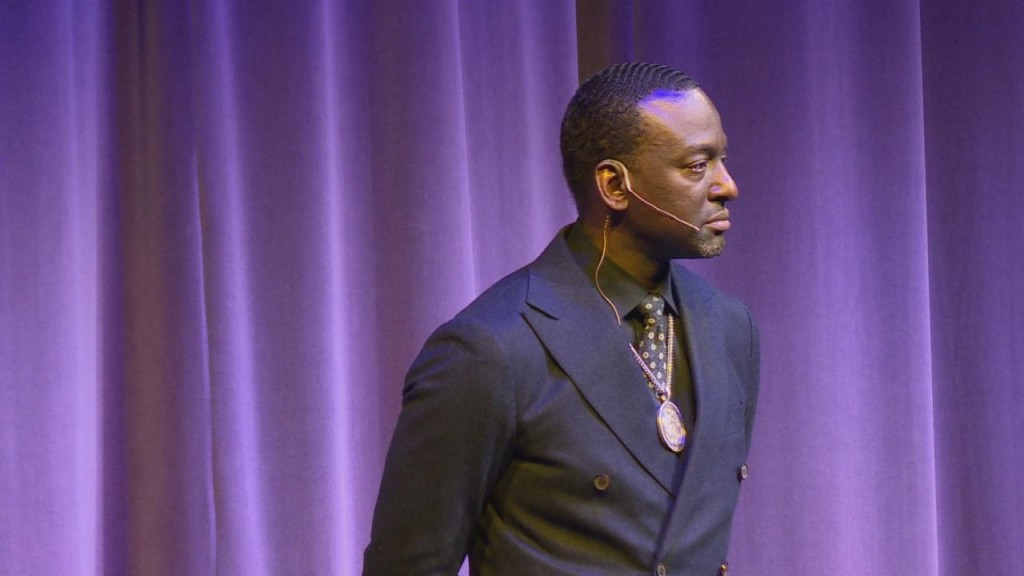 Yusef Salaam shares story of wrongful conviction, racial disparities in Central Park 5