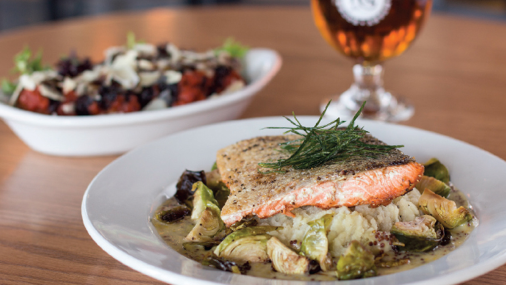 Enjoy sustainable seafood, bourbon, beer and other Father's Day favorites this week