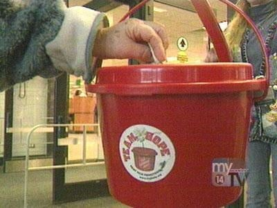 Salvation Army struggles to keep up donations