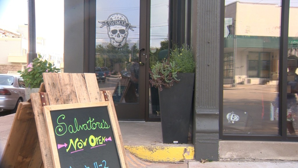 Salvatore's reopens three weeks after deadly Sun Prairie explosion