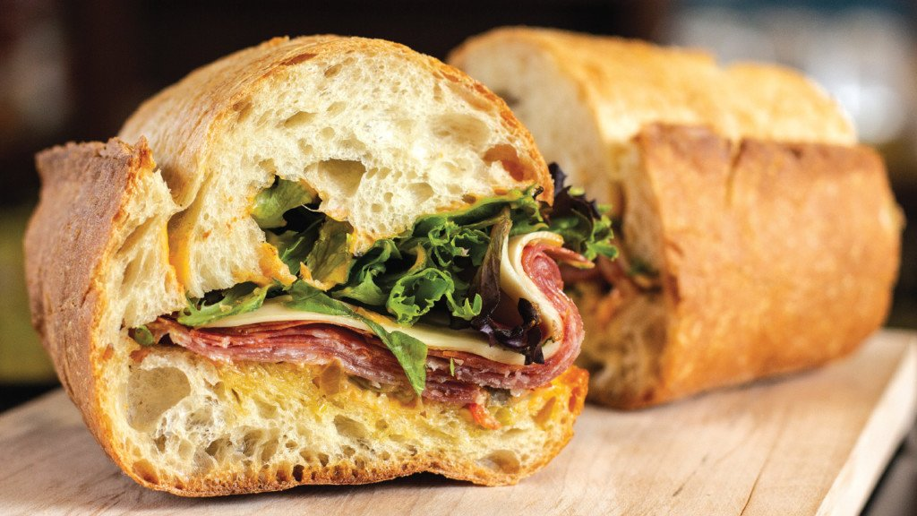 Bonanno brothers follow in their father's footsteps for their own deli, Alimentari
