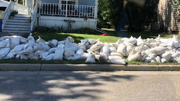 Editorial: Being mindful of the environment through sandbags, ash trees
