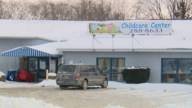 Parents protest state stopping subsidies to Sandbox Child Care Center