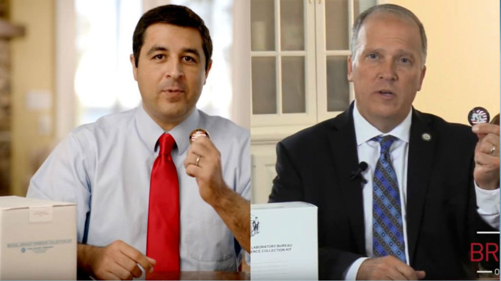 Reality Check: Dueling AG race ads raise questions about commemorative coins, rape kits