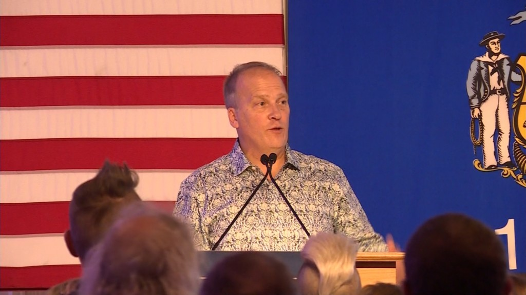 Schimel: Private event in public space needs alcohol license