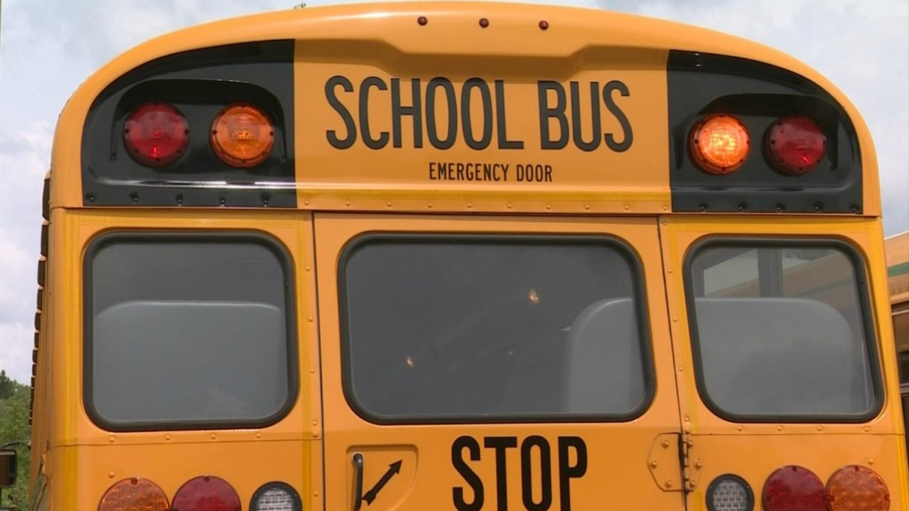 Police: Drugs, alcohol not believed to be factors in school bus incident