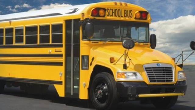 School bus crash sends some students to hospital