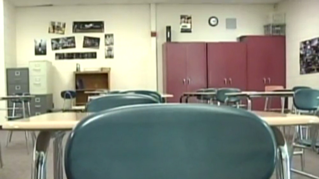 Small, isolated Wisconsin school district faces challenges