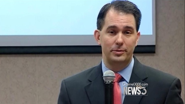 Walker to file latest campaign finance report