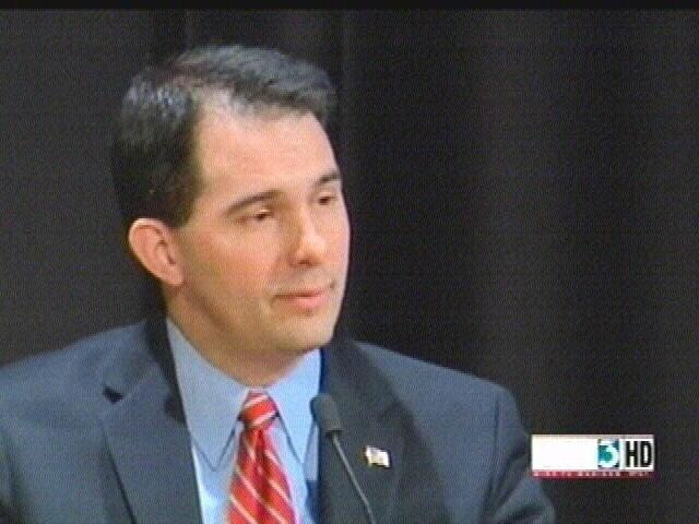 Gov. Walker says shooting 'tragedy'