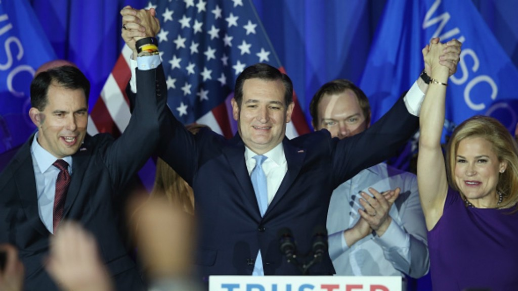 Walker may join Cruz on Indiana campaign trail