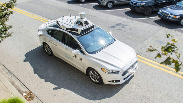 Lawmakers consider self-driving cars, hear testimony from Uber, GM