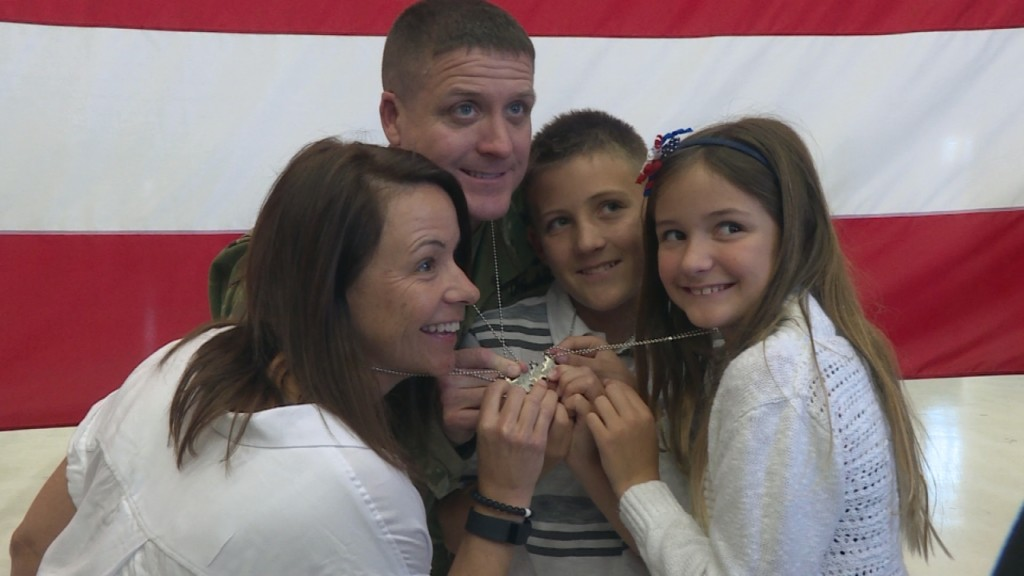 Friends, family send off 85 National Guard members