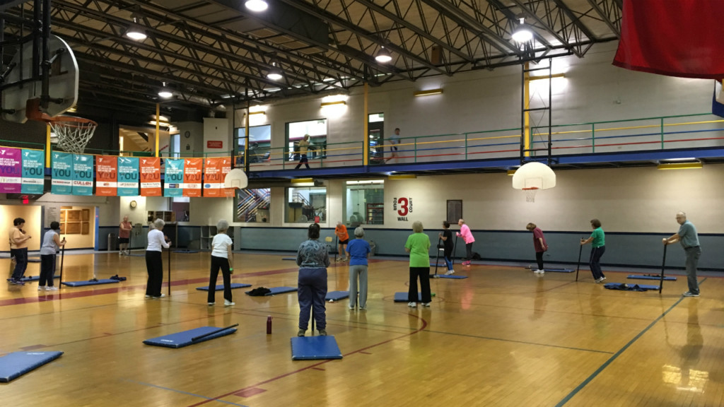 Beloit fitness instructor doesn't let age hold her back