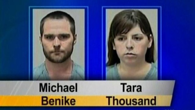 Bank robbery suspects appear in federal court
