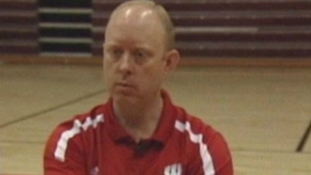 New Coach in Town: Sheffield leads Badger Volleyball
