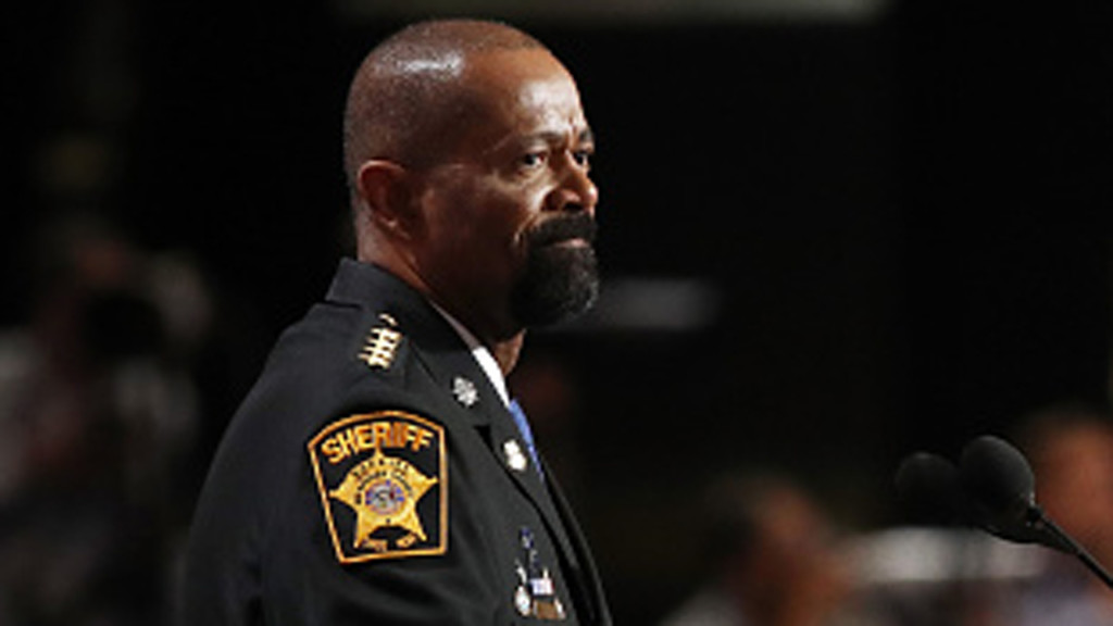 With fame come more speaking fees for Milwaukee sheriff