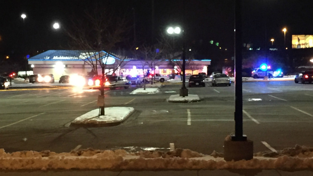 MPD: Man shot in arm in furniture store parking lot
