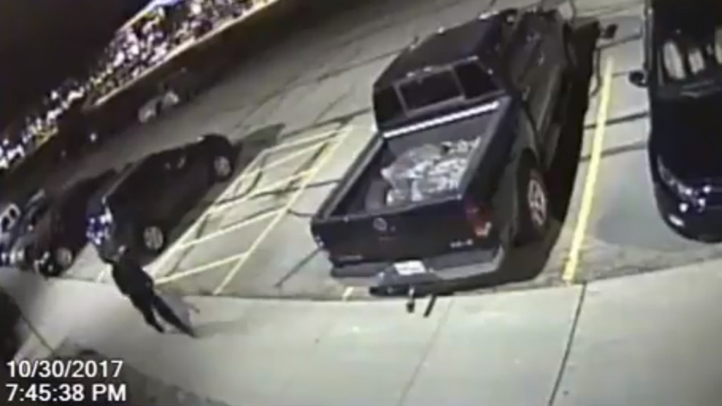 Police seek help from public to identify suspect who shot into a business