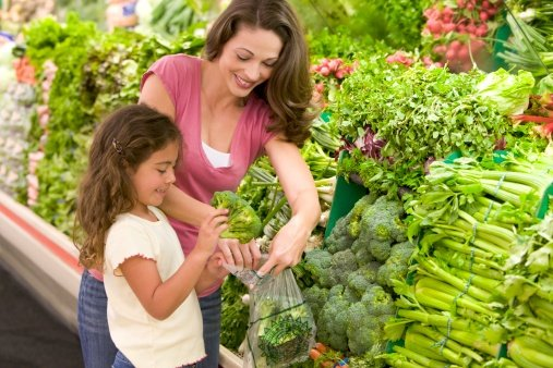 Shop with a Dietitian