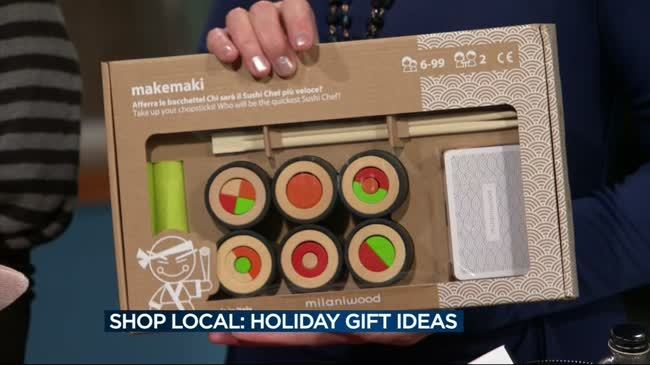 Where to buy Shayna Mace's local gift ideas