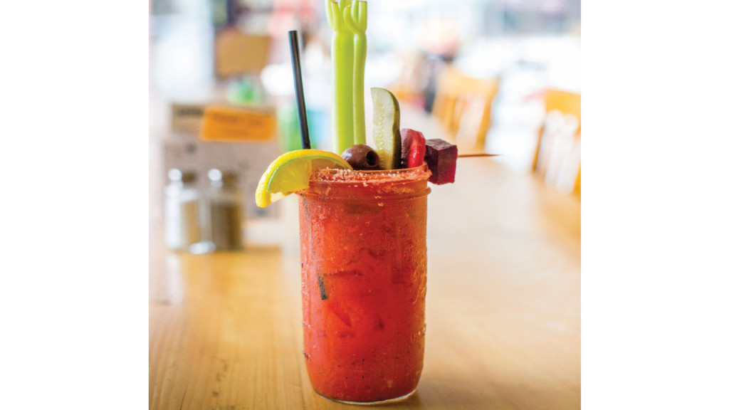 Sample bloody marys, chili and more during this week's food events