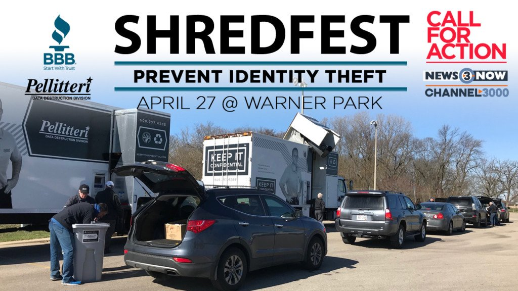 Protect yourself! Join us for Shredfest 2019