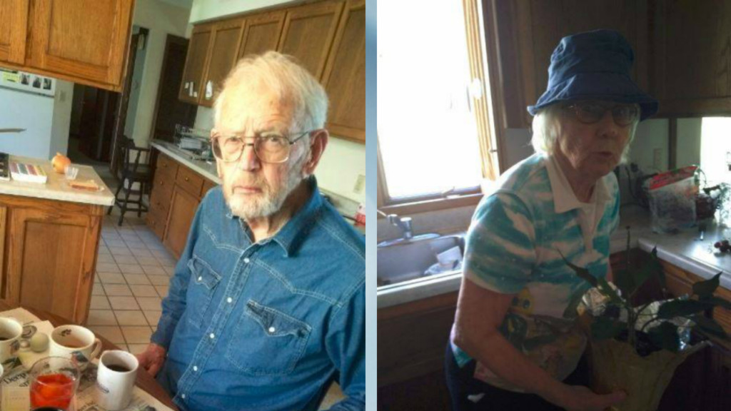 Silver Alert issued for missing couple last seen at family gathering