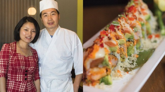 5 reasons to stop by Middleton's new sushi spot