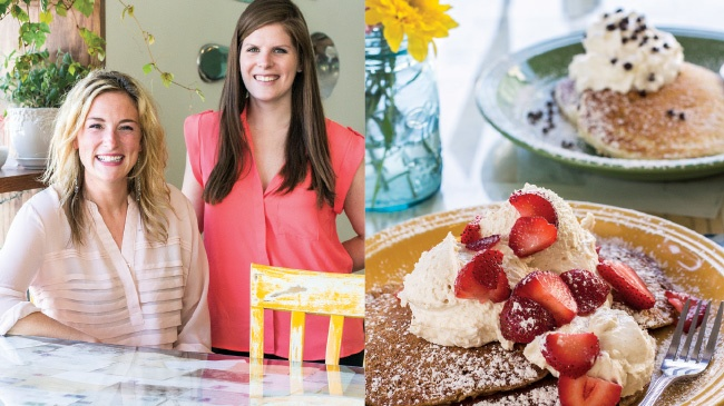 5 tips for eating well at pancake haven