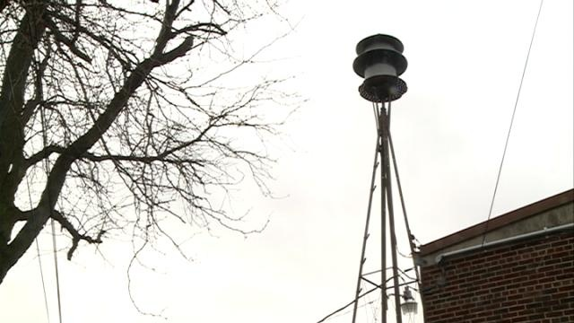 Siren causes debate among residents