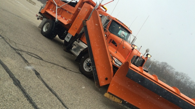 Snowplow drivers warn of winter dangers